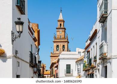 Iglesia de Santa María en Carmona, España