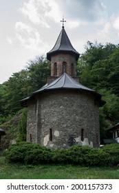 Prislop Monastery is a monastery in Romania located in Hunedoara County, the monastery church, was built in 1564 by Zamfira, daughter of Moise Voda from Wallachia declared a historical monument