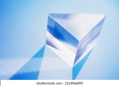 Prism in Blue Cast
