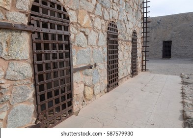 Prison Cell Doors