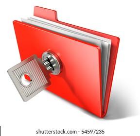 Private documents folder