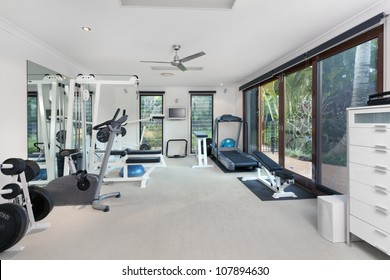 The exceptional home Gyms on your exercises