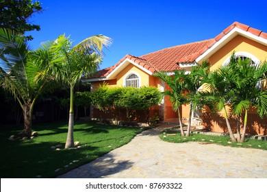 Private house, Dominican Republic