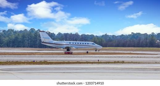 Private Turbo Fan Jet
