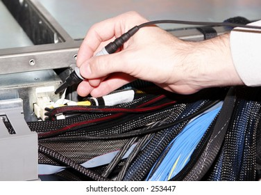 Fantastic Wiring Harness Images Stock Photos Vectors Shutterstock Wiring Cloud Hisonuggs Outletorg