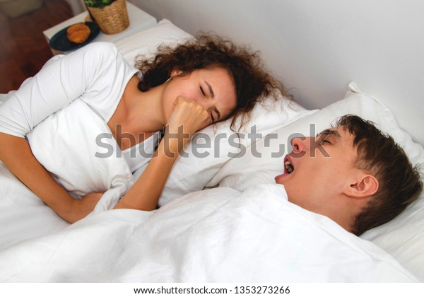 Problem Bad Breath Young Man Creates Stock Photo (Edit Now