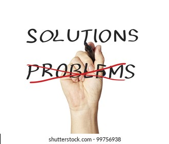 problem and finding the solution
