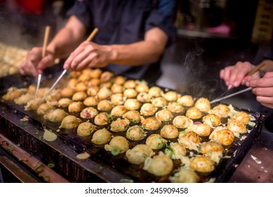 process to cooking takoyaki most popular delicious snack of japan