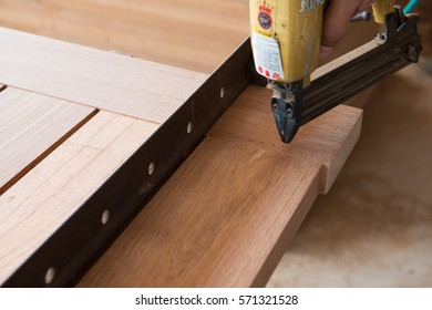 The process of making wooden doors