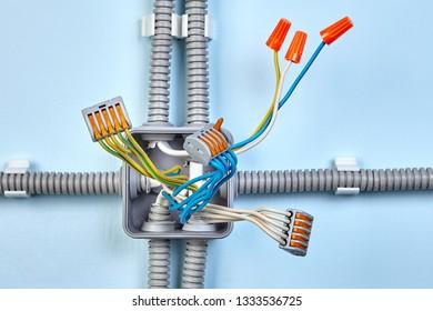 Imagenes Fotos De Stock Y Vectores Sobre Electrical Wiring