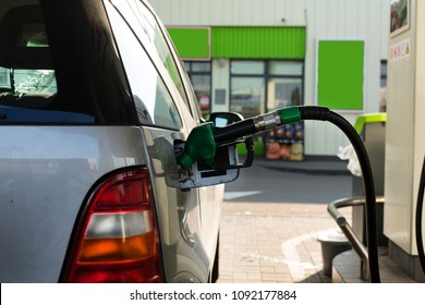Gasoline Station Images, Stock Photos & Vectors | Shutterstock
