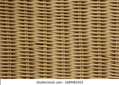 processed craft texture of rattan material