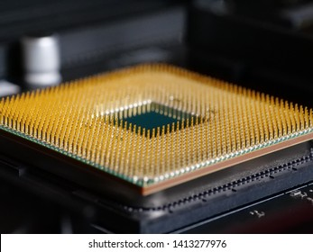Processor of personal computer, central processing unit, CPU