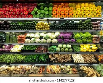 Produce at the Market, farm fresh produce