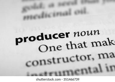 Producer
