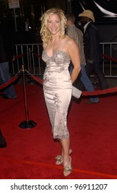 Producer JULIE RICHARDSON at the world premiere, in Los Angeles, of her new movie Collateral. August 2, 2004