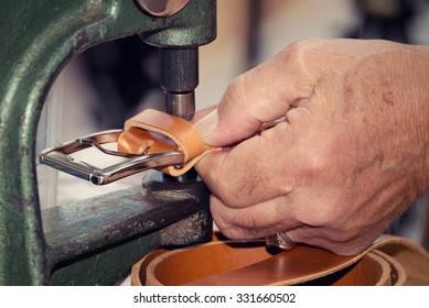 Production belt,handicraftsman