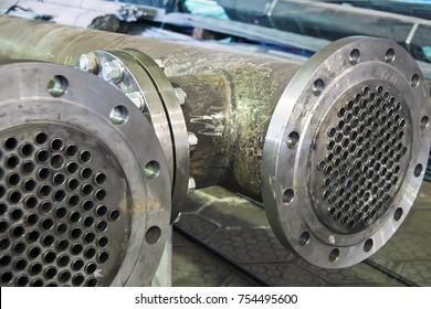 production of heat exchangers