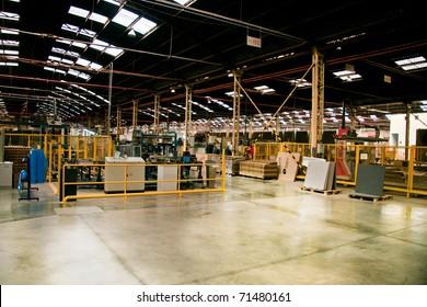 production manufacture
