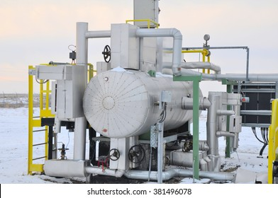 Production Oil Separator