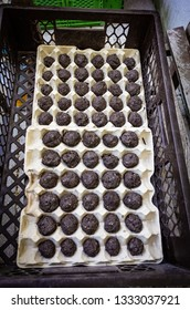 Production of seed balls