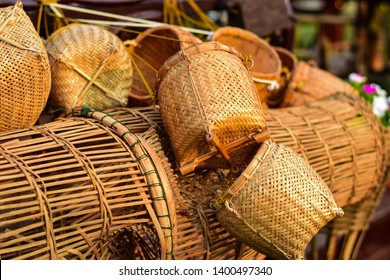 Products of bamboo wickerwork, handicrafts, hand-made works of indigenous people in Thailand, Laos, Myanmar, Cambodia, Vietnam, Malaysia, Indonesia, Southeast Asia