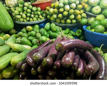 Products in local market, Dhaka, Bangladesh
