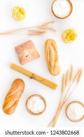 Product Made from Wheat Flour Images, Stock Photos & Vectors