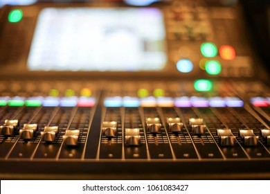 Sound Mixer Images Stock Photos Amp Vectors Shutterstock