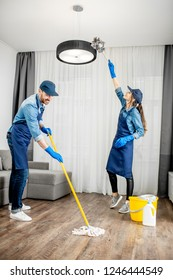 Professional Cleaning Services Images, Stock Photos