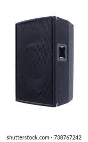 professional concert stage sound systems