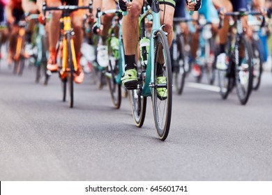 Professional cycling race