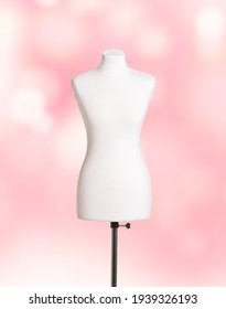 Professional Female mannequin for sewing atelier