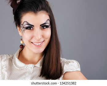 Professional Hairstyle and Make Up