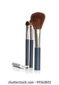 Professional makeup brush