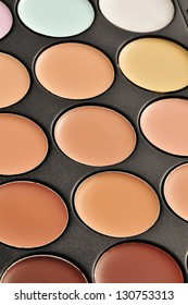 a professional makeup palette - concealers