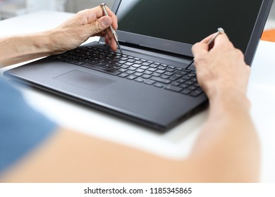A Professional notebook or laptop repair