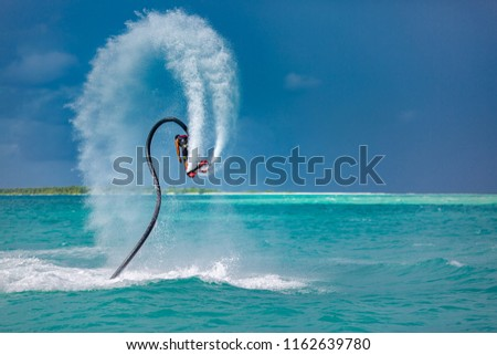 Professional pro fly board