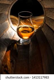 Professional Tasting glass for distillates