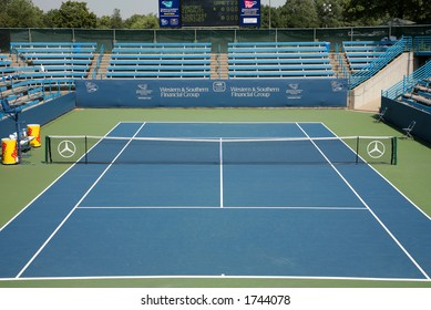 Professional Tennis Stadium