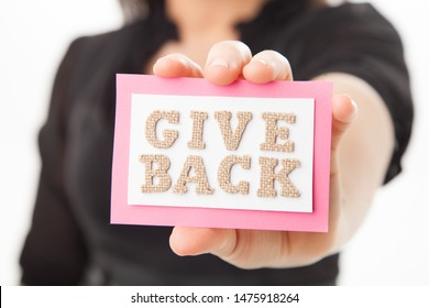 Professional Women who give back