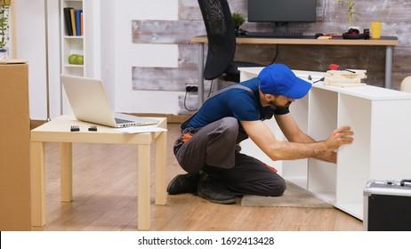 Furniture Assembler Images Stock Photos Vectors Shutterstock