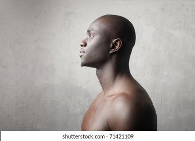 Fake black male profile pictures