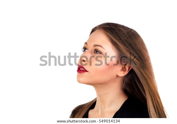 Profile picture stylish girl