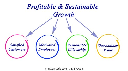 Profitable&Sustainable Growth