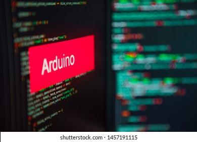 Arduino Programming Images, Stock Photos & Vectors | Shutterstock