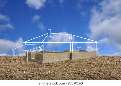 project to build a home