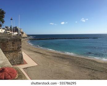 Promenade of Ceuta