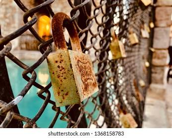 Promise Locks Images, Stock Photos & Vectors | Shutterstock