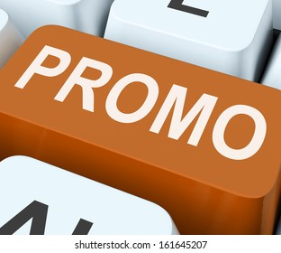 Promo Button Showing Discount Reduction Or Save